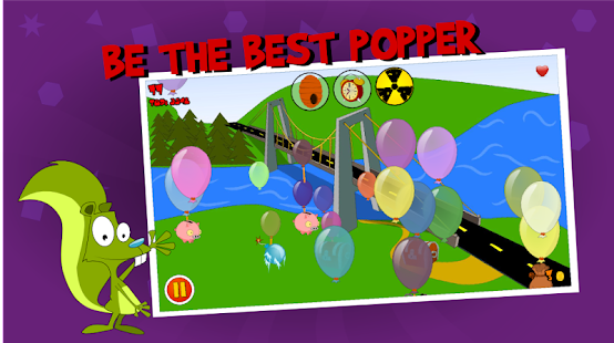 The Balloons: Pop master- screenshot thumbnail