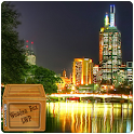 City Night River LWP icon