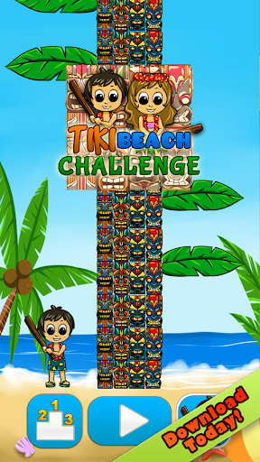 Tiki Beach Challenge