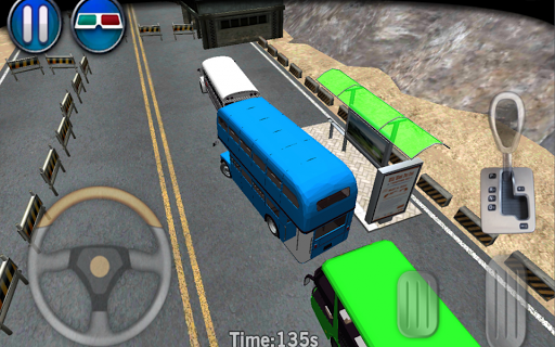 Roadbuses - 巴士駕駛員3D
