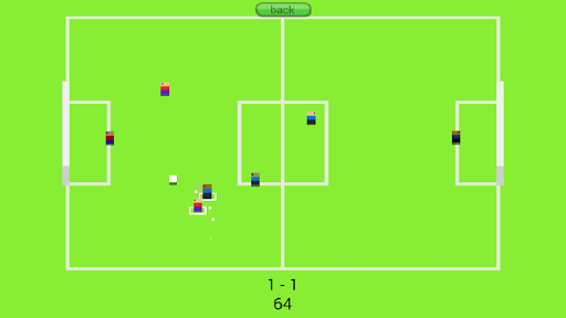Super Pixel Soccer - Premium