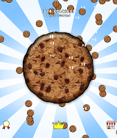 Screenshot of Cookie Clicker