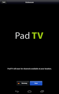 PadTV- screenshot thumbnail