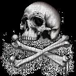 Alchemy Skulls Live Wallpaper