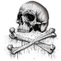 Alchemy Skulls Live Wallpaper icon