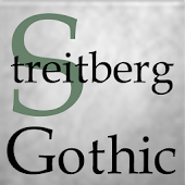 Streitberg's Gothic Dictionary