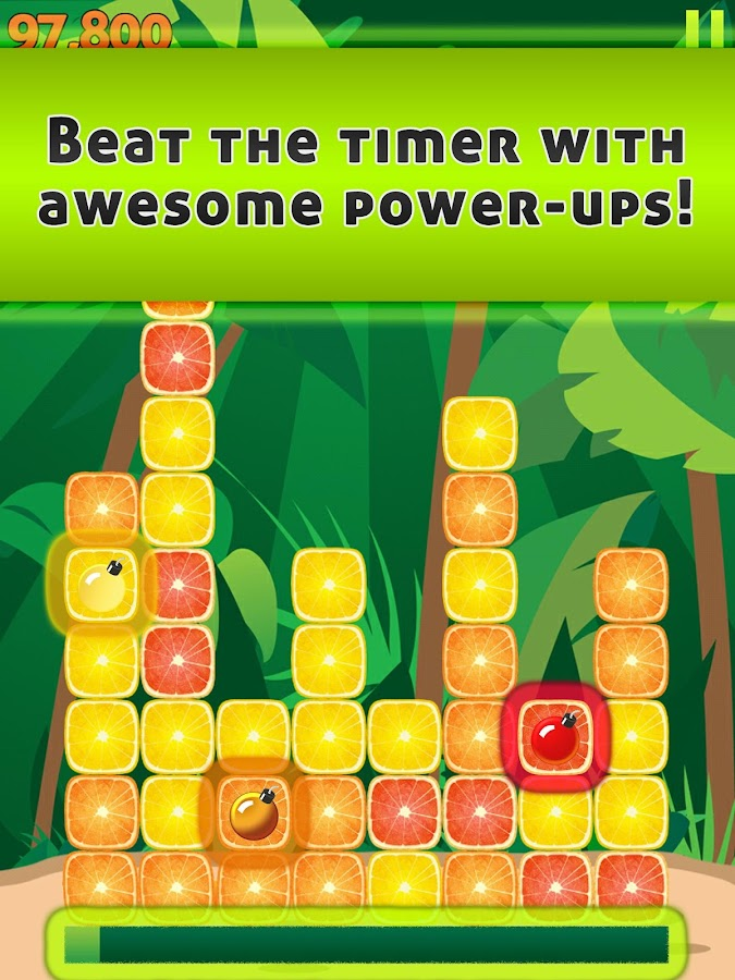 Citrus Pop - screenshot