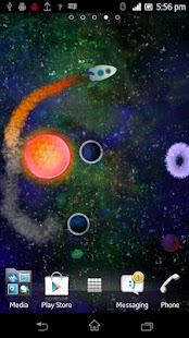 Kopernikus space rocket galaxy- screenshot thumbnail