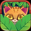 Jungle Rescue Card Battle icon