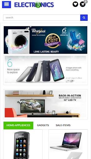 Storehippo Electronics Theme