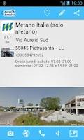 Screenshot of PB Metano