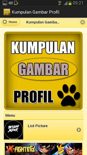 Kumpulan Gambar Profil