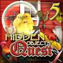 Hidden Objects Quest 5 icon