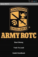 Screenshot of ROTC Handbook