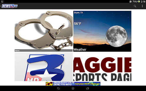 KBTX News - screenshot thumbnail