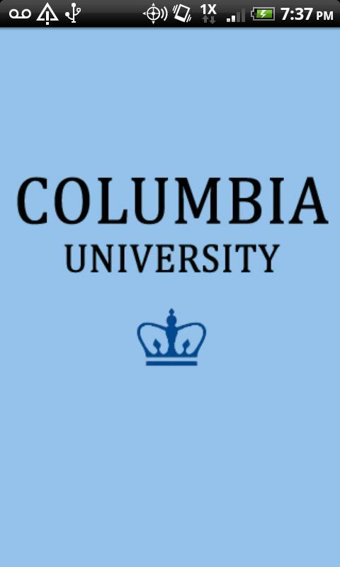 columbia university phone
