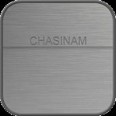 Free Download Simple chrome go locker theme APK for Samsung