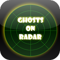 Ghosts On Radar Prank icon