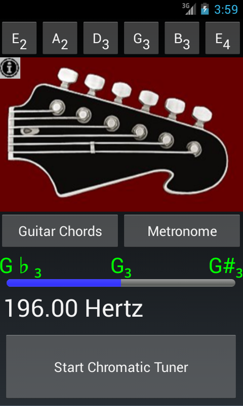 Guitar guitar chords tuner : Guitar Tuner N Guitar Chords - Android Apps on Google Play