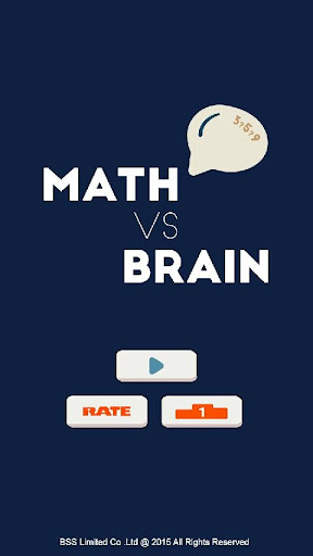 Math vs Brain