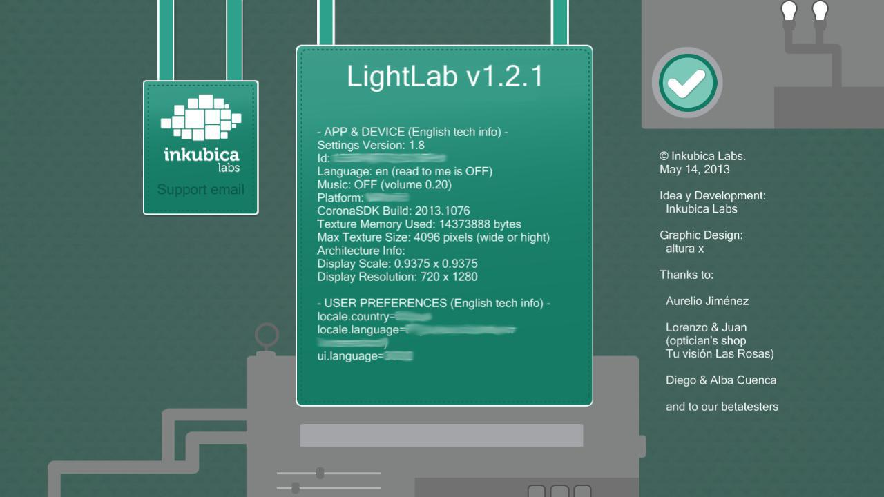 LightLab (Inkubica Tech)- screenshot