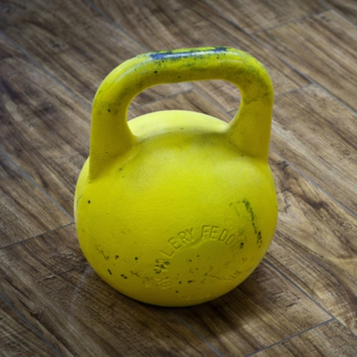 Kettlebell Workout Routines 健康 App LOGO-APP試玩