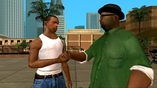 Grand Theft Auto: San Andreas - screenshot thumbnail