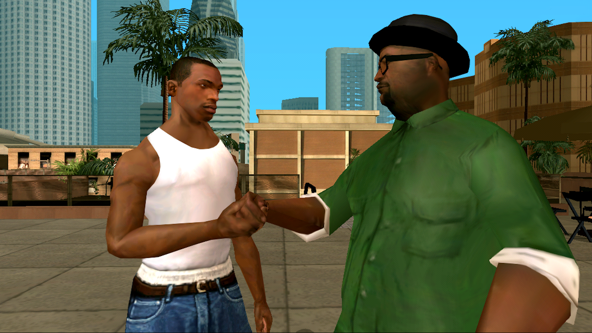 Grand Theft Auto: San Andreas screenshot #5