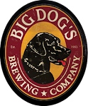Logo of Big Dog's Atomic Dog Raspberry Sour