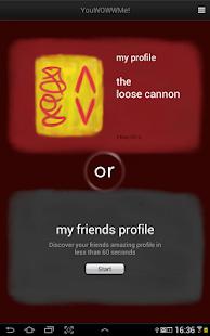 60 Second Profile Guide Me