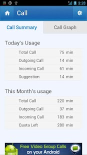 dodol Phone (data, call, Text)- screenshot thumbnail