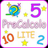 Pre Calcolo Parlante - LITE
