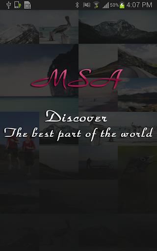 MSA Best Entertaining App Ever