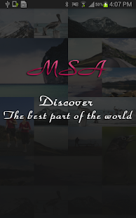 MSA Best Entertaining App Ever- screenshot thumbnail