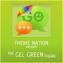 GOSMSTHEME Gel Green Theme icon