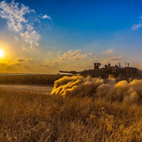 Operation Protective Edge by Assi Dvilanski - News & Events World Events ( gaza, idf, palestinian, merkava mark iv, operation protective edge, gaza strip, documentary, israel, tank, war )