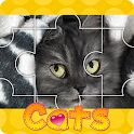 Cat Puzzle:Сat Jigsaw Puzzles icon