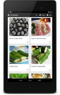 Resep Makanan Ringan screenshot