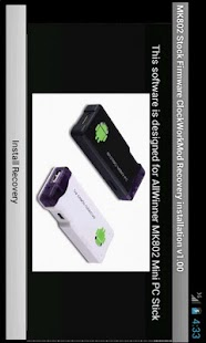 MK802 4 0 4 CWM Recovery app|討論MK802 4 0 4 CWM Recovery app推薦cwm