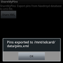 ShareMyPins icon