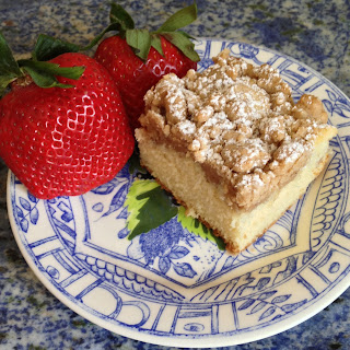 New York Style Crumb Coffee Cake