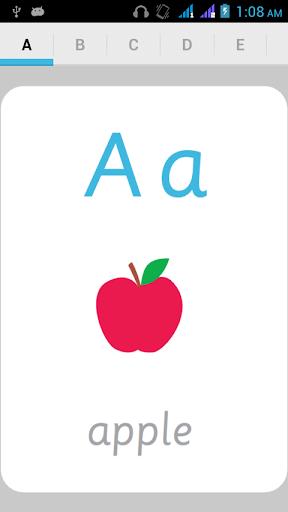 ABC学习游戏 - 免费