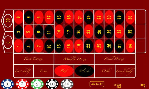 Casino 3D Roulette