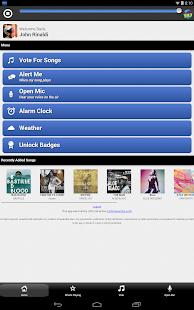 Springfield's 997 Kiss FM - screenshot thumbnail