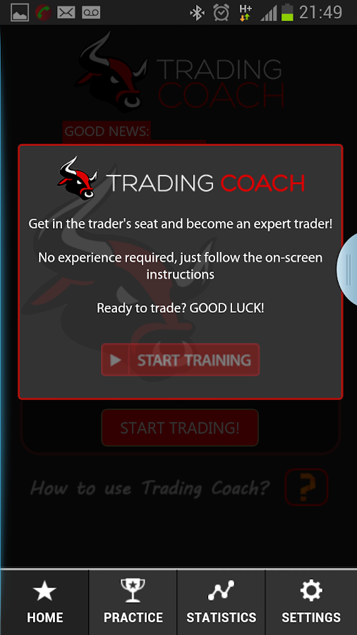 Options trading coach