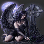 Dark Angel Beauty  LWP
