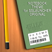 Notebook Theme ssLauncher OR