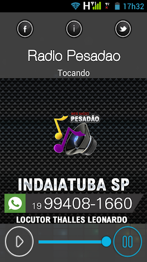 Rádio Pesadão