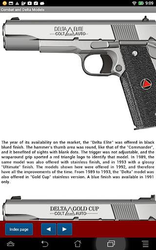 玩免費書籍APP|下載Post-1980 Colt pistols app不用錢|硬是要APP