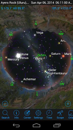 SkySafari 4 Plus: Stargazing